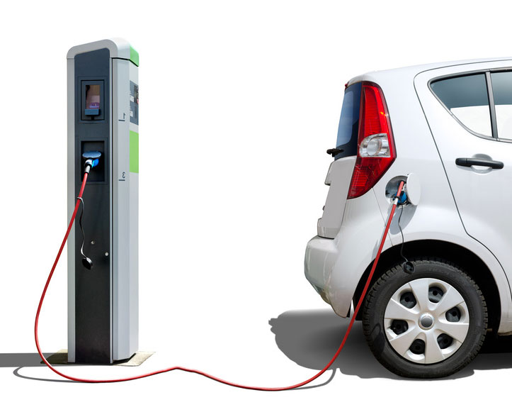 Charging service for electric vehicles
